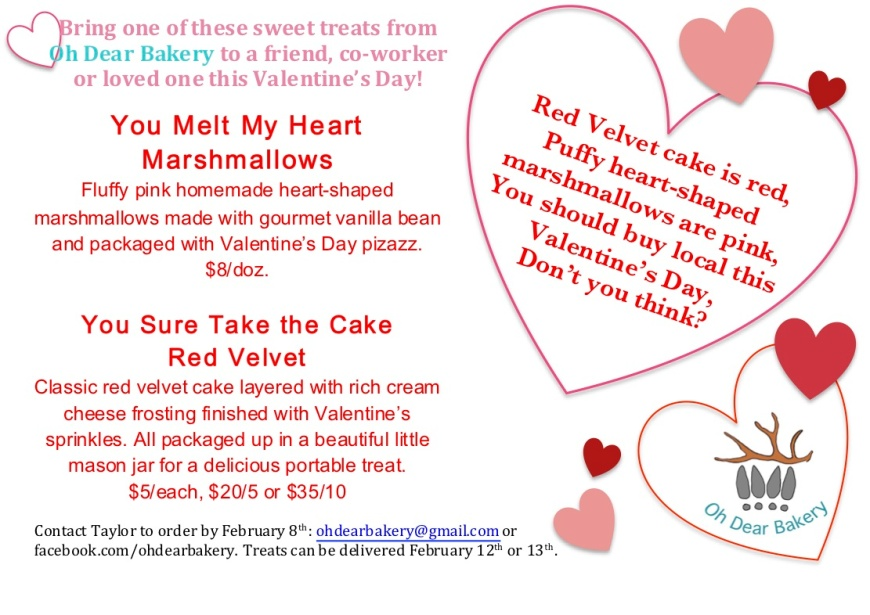 online ad vday