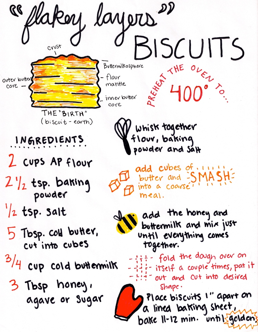 Flaky Layers Biscuits